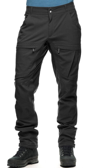 Houdini M's Service Pants Rock Black
